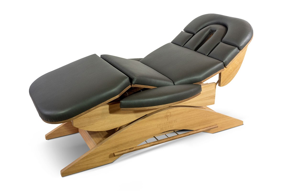 Modell PRO - RelaxSensation Therapieliege aus Holz